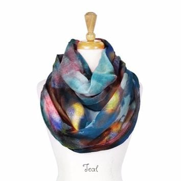 Galaxy Infinity Scarf - 5 Colors To Choose From