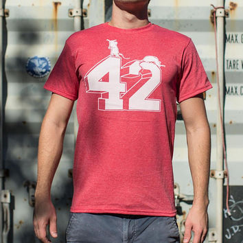 42 [The Hitchhiker's Guide to the Galaxy] Men's T-Shirt