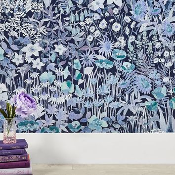 Liberty London Faria Surestrip Wallpaper, 6'x9'