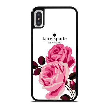 KATE SPADE ROSE iPhone X / XS case