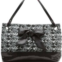 Young And Sweet Tote Bag - Black