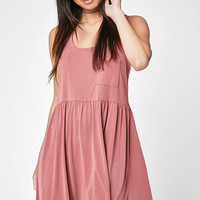 LA Hearts Babydoll Pocket Tank Dress at PacSun.com