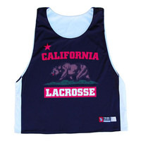 California Lacrosse Sublimated Lacrosse Pinnie