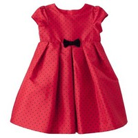 Just One You® made by Carter's Infant Toddler Girls' Dress - Red/Black