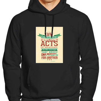 Divergent Veronica Roth Quote 593a6932-80e8-4e52-bfd1-9ab8c6b1e441 For Man Hoodie and Woman Hoodie S / M / L / XL / 2XL *NP*