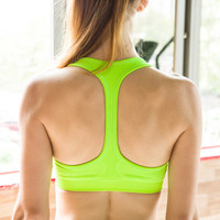 With Steel Wire Gym Jogging Quick Dry Summer Sports Bra [10972800079]