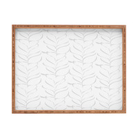 Vy La Calm Breezy Fern Rectangular Tray