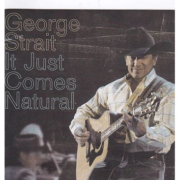 George Strait - It Just Comes Natural - CD