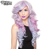 RockStar Wigs® Triflect™ Collection - Periwinkle Rose -00833