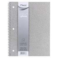 Mead 7.5x10.5 Fashion Notebook