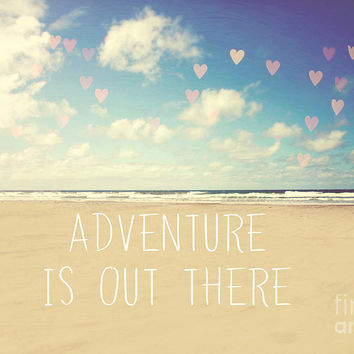 Adventure Is Out There Photograph by Sylvia Cook - Adventure Is Out There Fine Art Prints and Posters for Sale