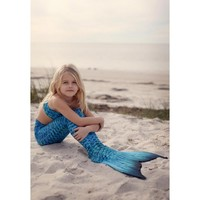 Child's Eco Mermaid Tail