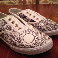 Customized Shoes by CustomizeYourLife on Etsy