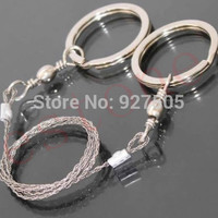 Emergency Survival Gear Steel Wire Saw Camping Hiking Hunting Climbing Gear  free shipping