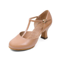 Split Flex Character Shoe (Tan)