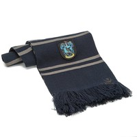 "Harry Potter Scarf By Cinereplicas - 74""cm - Ultra Soft Fabric (Dark Blue Ravenclaw)"