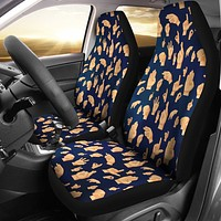 ASL Alphabet Car Seat Covers