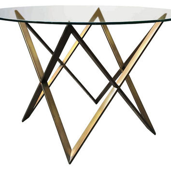 Center Table Attri. To Milo Baughman