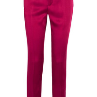 Haider Ackermann - Satin slim-leg pants