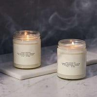 Brooklyn Candle Studio Folk + Fluera Candle | Urban Outfitters