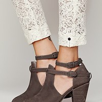 Faryl Robin + Free People Womens Scout + Dixie Ankle Boot - B