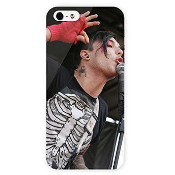 iPhone 5&5S cover case Frank Iero Frank Hqs Frank Iero Photo 23076131 Fanpop by heat sublimation
