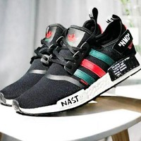 GUCCI & ADIDAS NMD & OFF-WHITE Men's and Women's Shoes F-CSXY