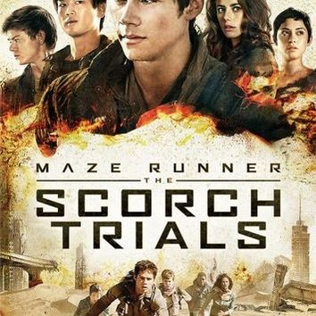 The Maze Runner: The Scorch Trials [DVD] [Eng/Fre/Spa] [2015]