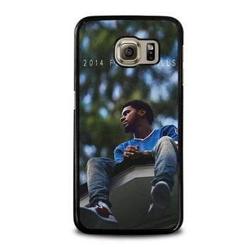 J. COLE FOREST HILLS Samsung Galaxy S6 Case Cover