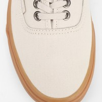 Vans Authentic Gum Sole Women's Low-Top Sneaker - Urban Outfitters