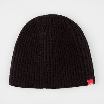 Spacecraft Bali Made Beanie Black One Size For Men 26550910001