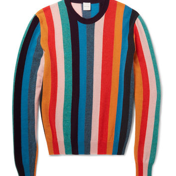 Paul Smith - Striped Cashmere Sweater