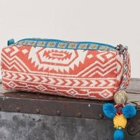 Chicago Tribal Makeup Bag