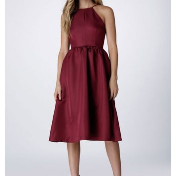 Elegantly Yours Midi Dress
