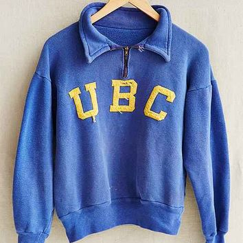 Vintage UBC Sweatshirt- Assorted One