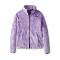 The North Face Kids Osolita Jacket (Little Kids/Big Kids) Violet Tulip Purple - 6pm.com