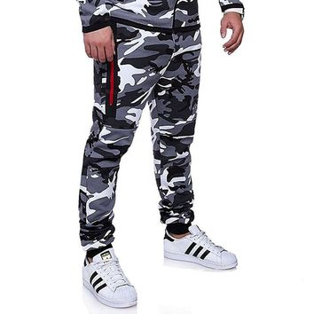 Cotton Chino Jogger Pants