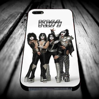 Kiss 80's Rock Heavy Metal Music Band Gene Simmons for iPhone 4/4s/5/5s/5c/6/6 Plus Case, Samsung Galaxy S3/S4/S5/Note 3/4 Case, iPod 4/5 Case, HtC One M7 M8 and Nexus Case ***
