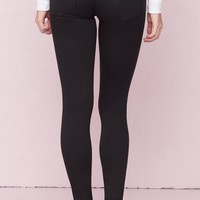 Premium High Waist Super Soft Jegging