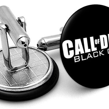 Call Of Duty Blackops Cufflinks