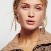 Free People Mercury Rising Dangle Earrings