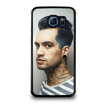 BRENDON URIE Panic at The Disco Samsung Galaxy S6 Edge Case Cover