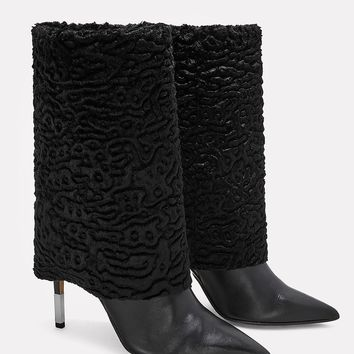 Babette Shearling Booties
