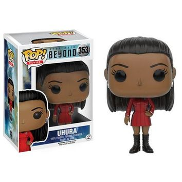 Star Trek Beyond Uhura Pop! Vinyl Figure