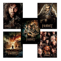 Hobbit: The Definitive Movie Posters