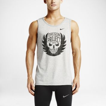 Nike Run Oregon Project Men's Running Tank Top