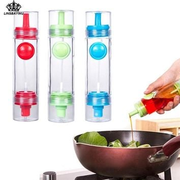 Oil Spray Bottle Spray Pump Mist Sprayer Olive Pump Spraying Bottle Sprayer Can Vinegar Spraying Bottle Cooking BBQ Kitchen Tool