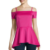 Bisou Bisou® Off-the-Shoulder Top