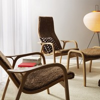 Mjölk : Lamino lounge chair by Yngve Ekstrom - lamino web