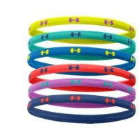 Under Armour Girls' UA Mini Headbands